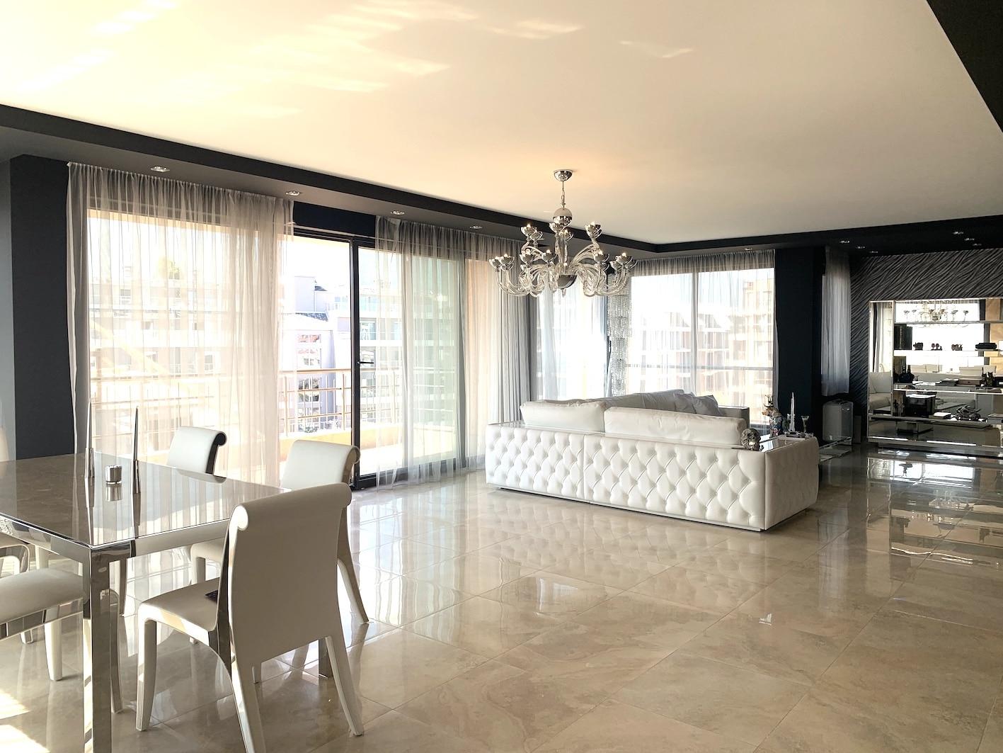 дизайнерски апартамент